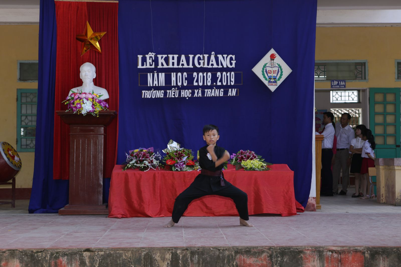Phần Hội của buổi lễ hội khai giảng