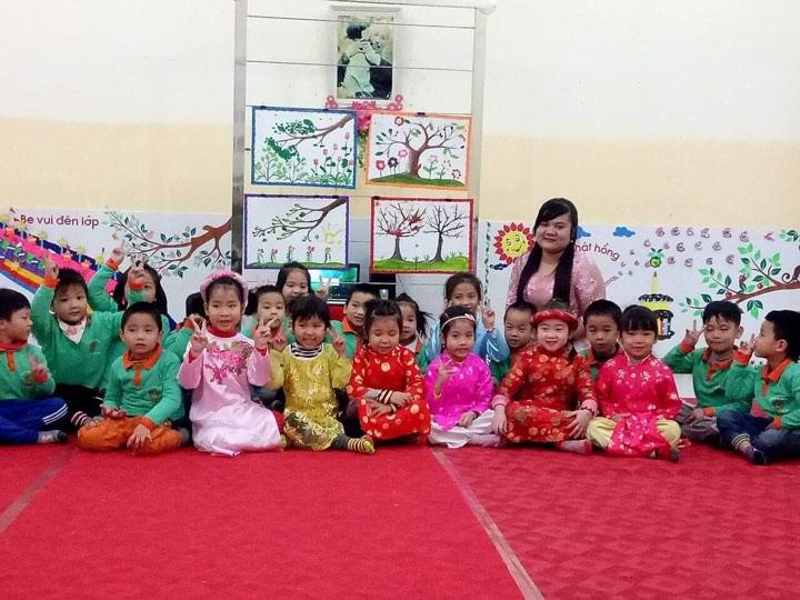 Một số hoạt động giáo dục lấy trẻ làm trung tâm - Trường mầm non Trần Hưng Đạo