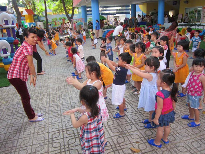 Làm sao để trẻ chịu đến trường?