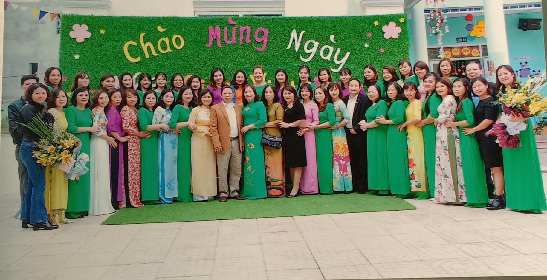 Hoạt động chào mừng ngày Nhà giáo Việt Nam 20/11/2019