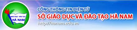 Sở GD&ĐT Hà Nam