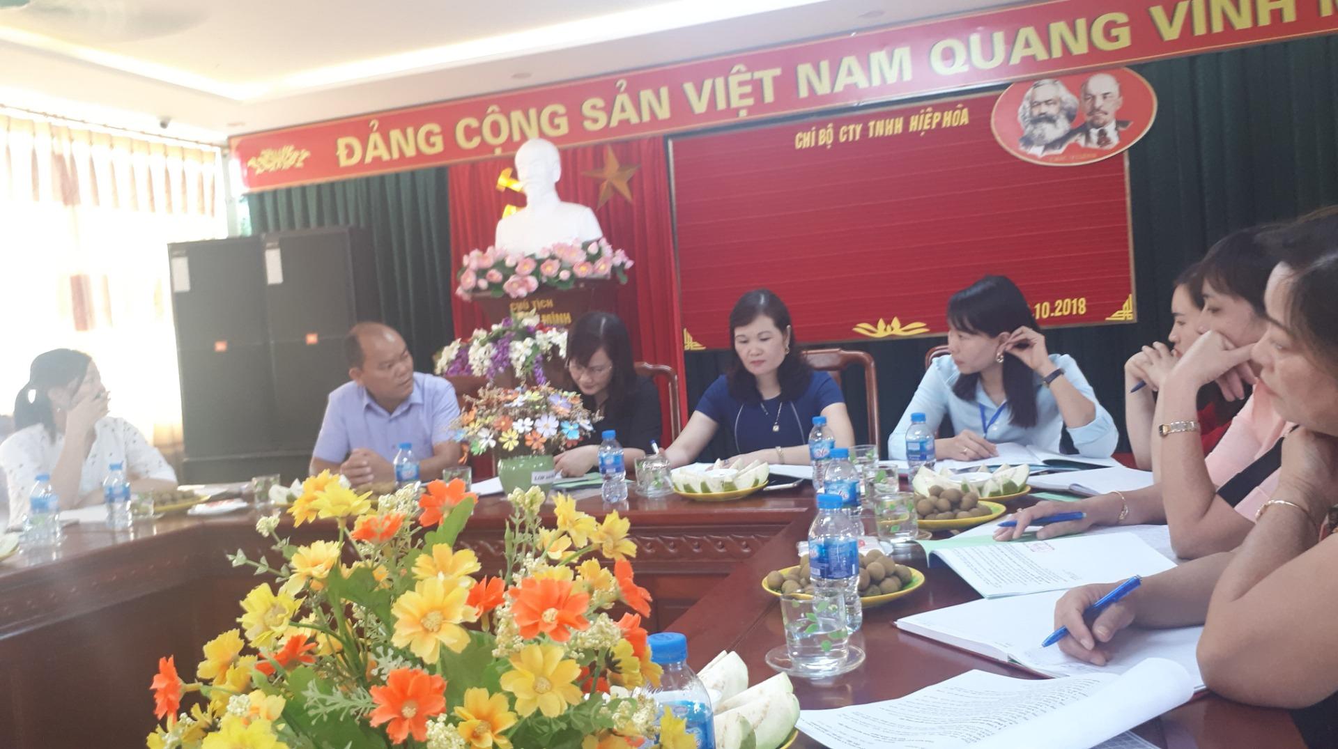 Sở Giáo dục và Đào tạo Kiểm tra tình hình hoạt động đối với cơ sở GDMN ngoài công lập