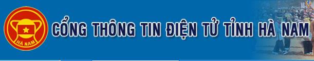 UBND Tỉnh Hà Nam