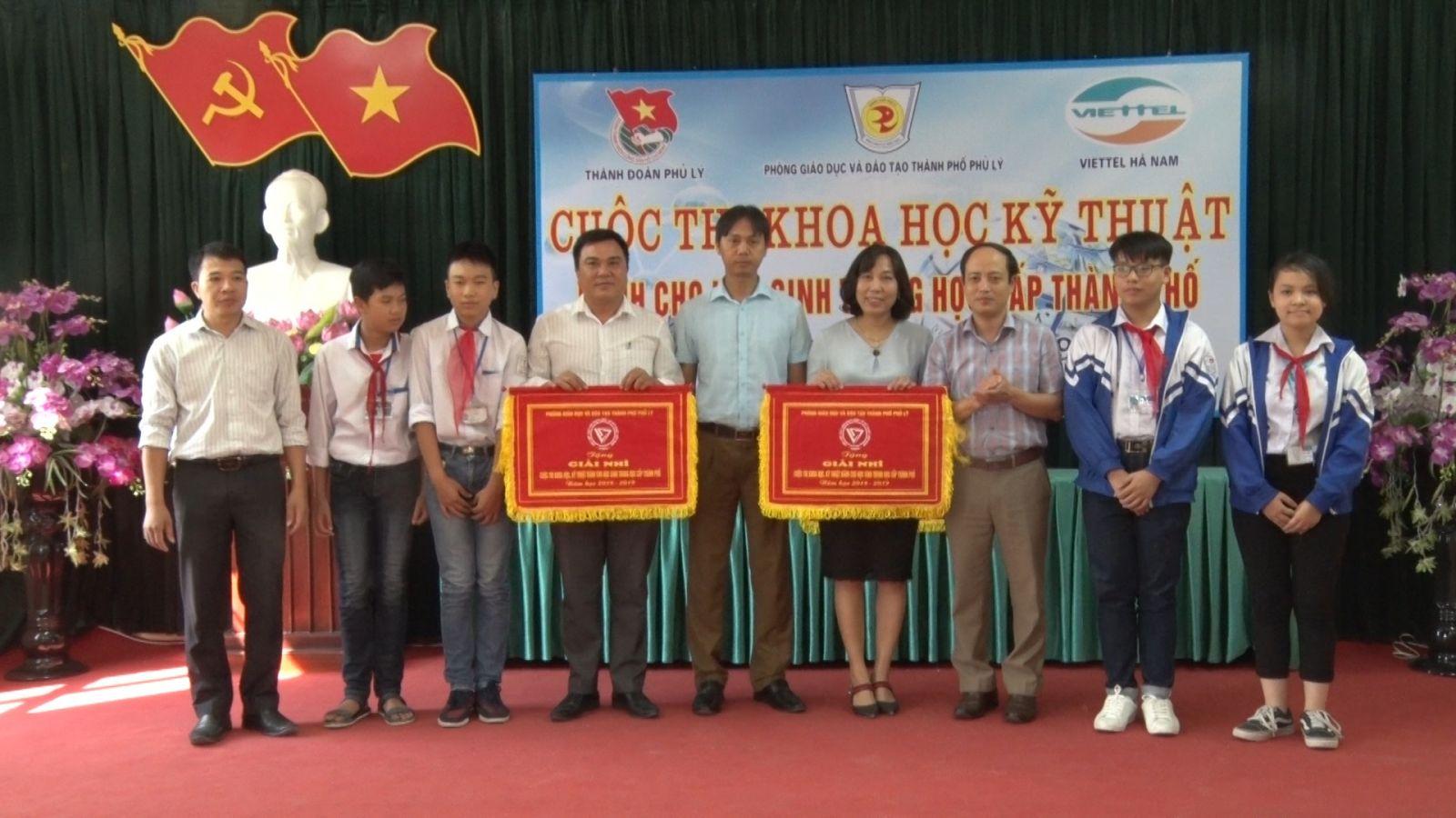 KHKT 2018 - THCS Trần Quốc Toản