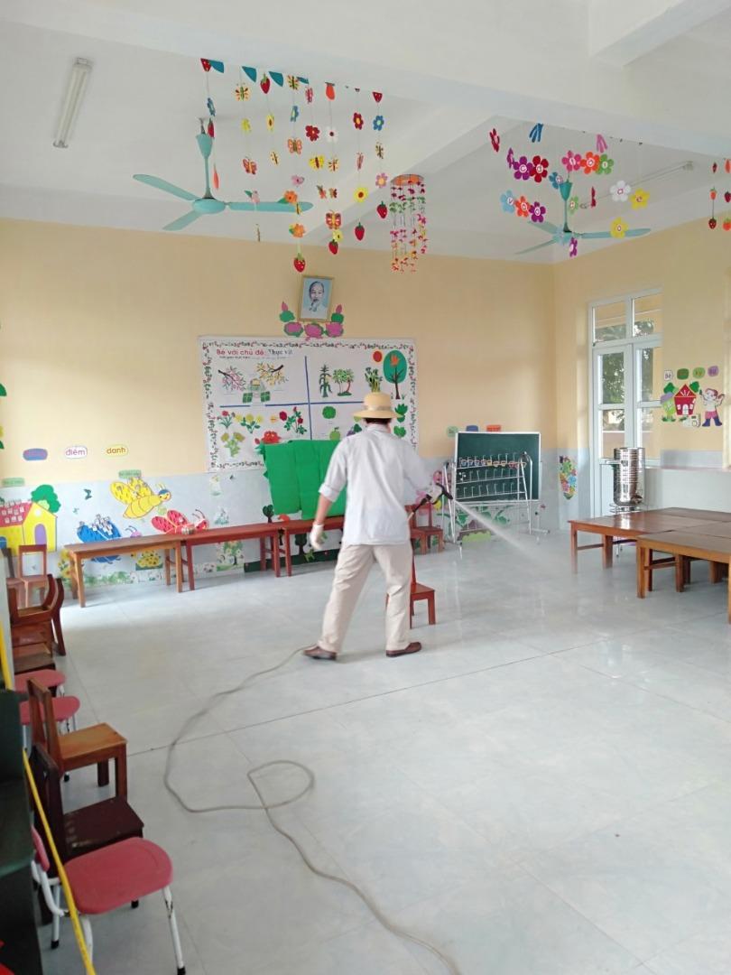 Tuyên truyền chủ động phòng chống dịch cúm corona đợt 2