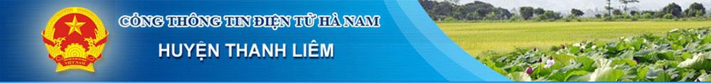 Phòng giáo dục đào tạo huyện Thanh Liêm