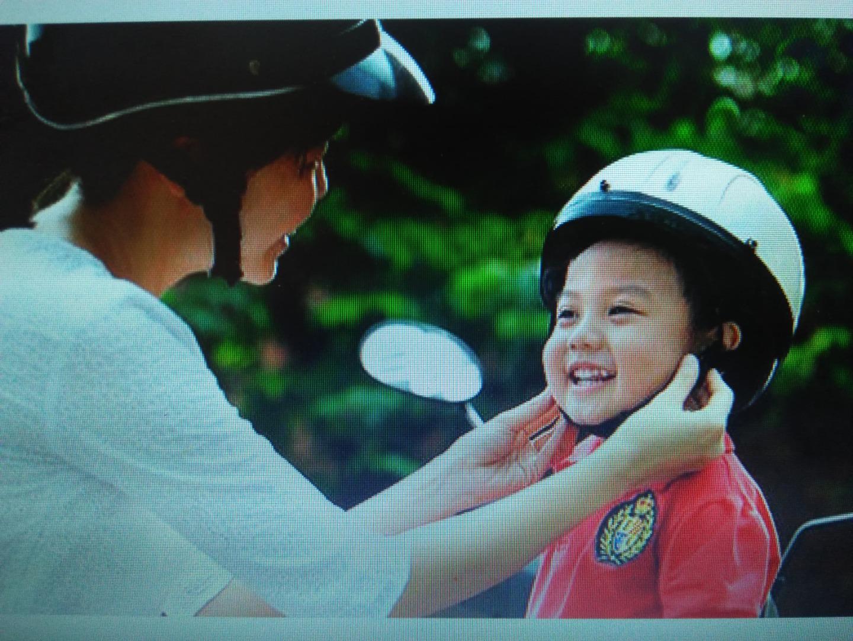 Trường Mầm non xã Đạo Lý viết bài tuyên truyền về an toàn giao thông năm học 2019-2020