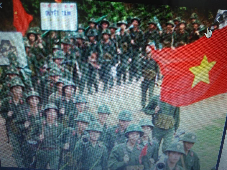 Bài tuyên truyền về 30 năm ngày hội quốc phòng toàn dân và 75 năm ngày thành lập quân đôị nhân dân Việt Nam 22/12
